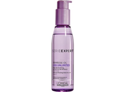 L Oreal Serie Expert Liss Unlimited Brush oil 125ml.